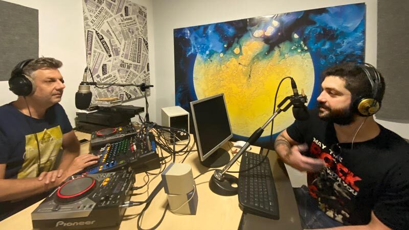 Η πανελλαδική ραδιοφωνική συνέντευξη του Αλέξανδρου Γαβαλά (video)